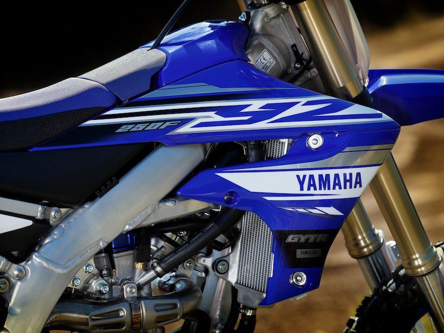Motor YZF