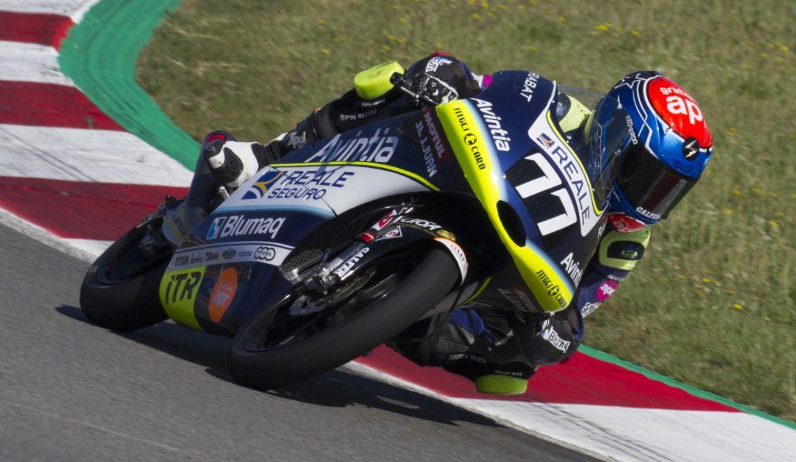 Fallece Andreas Pérez tras el duro accidente que sufrio ayer en Montmeló.