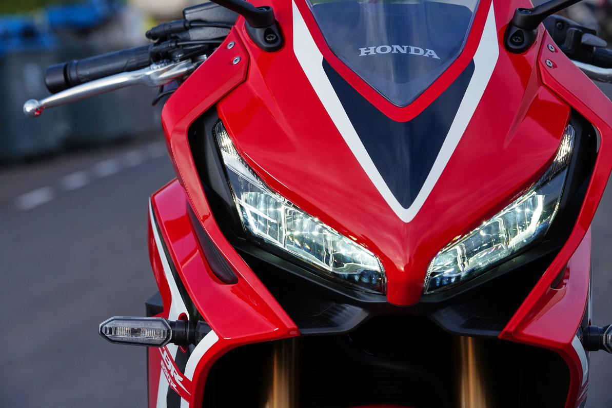 Honda CBR 650 R