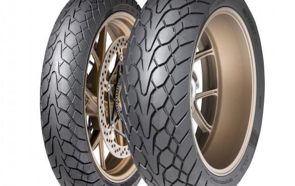 Nuevas medidas disponibles para los neumáticos Dunlop Mutant