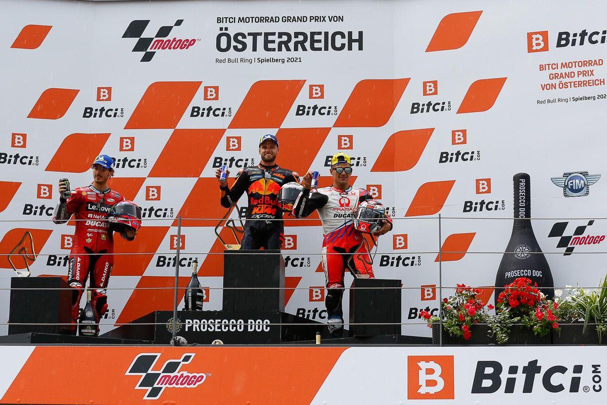 Gran Premio Austria 2021