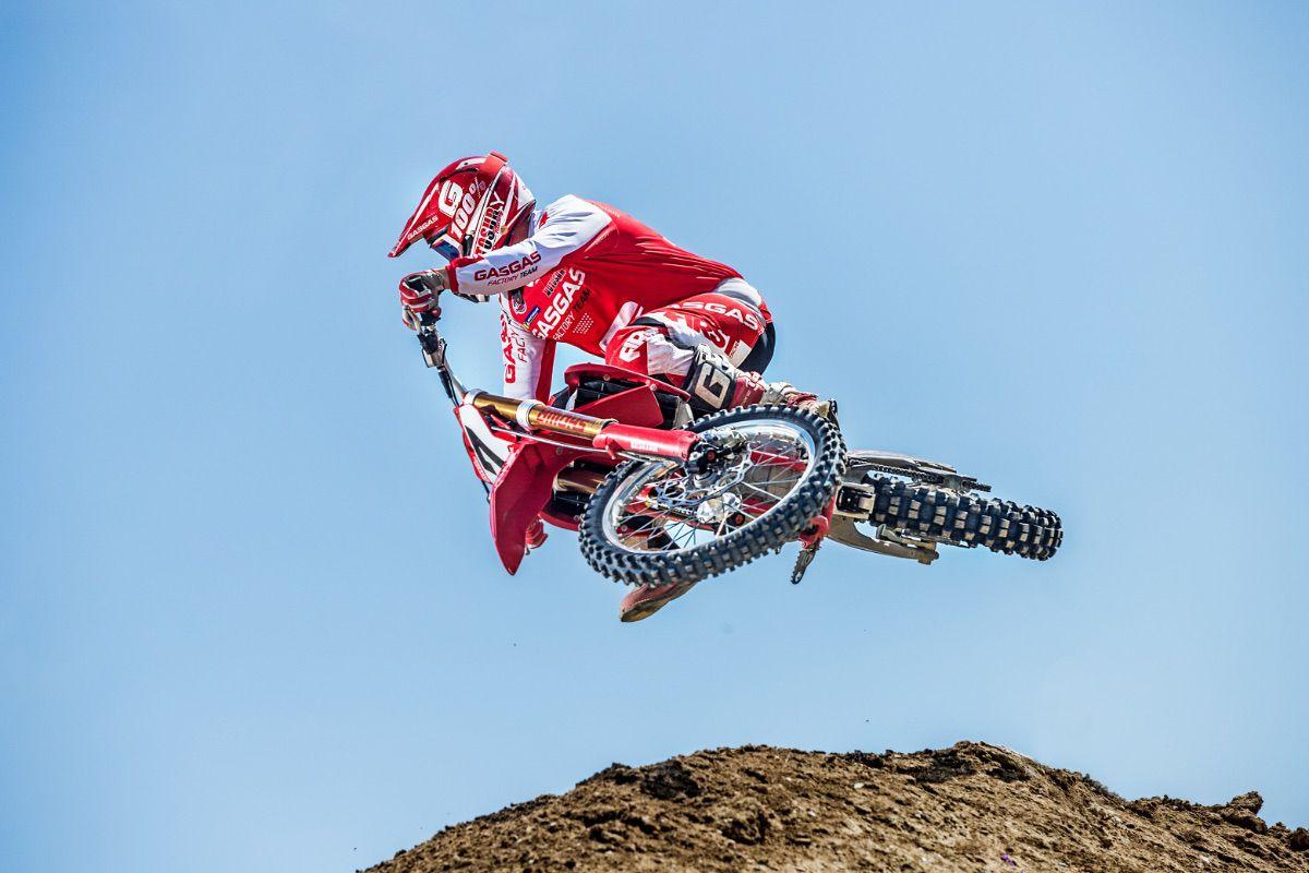 Test de Suspensiones Showa para Enduro y Motocross
