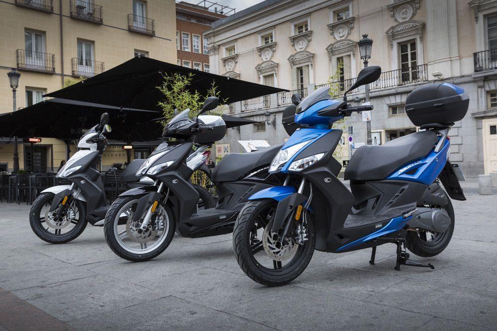 KYMCO y Repsol han desarrollado un aceite especifico para scooter