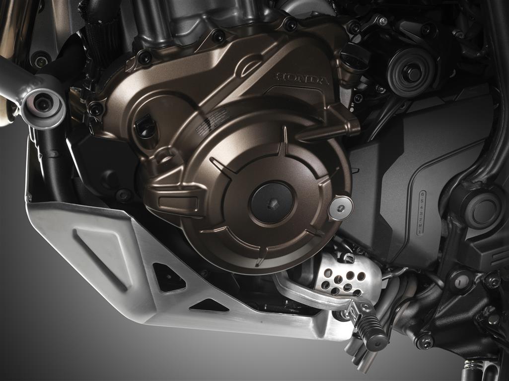 Motor Honda Africa Twin 2016