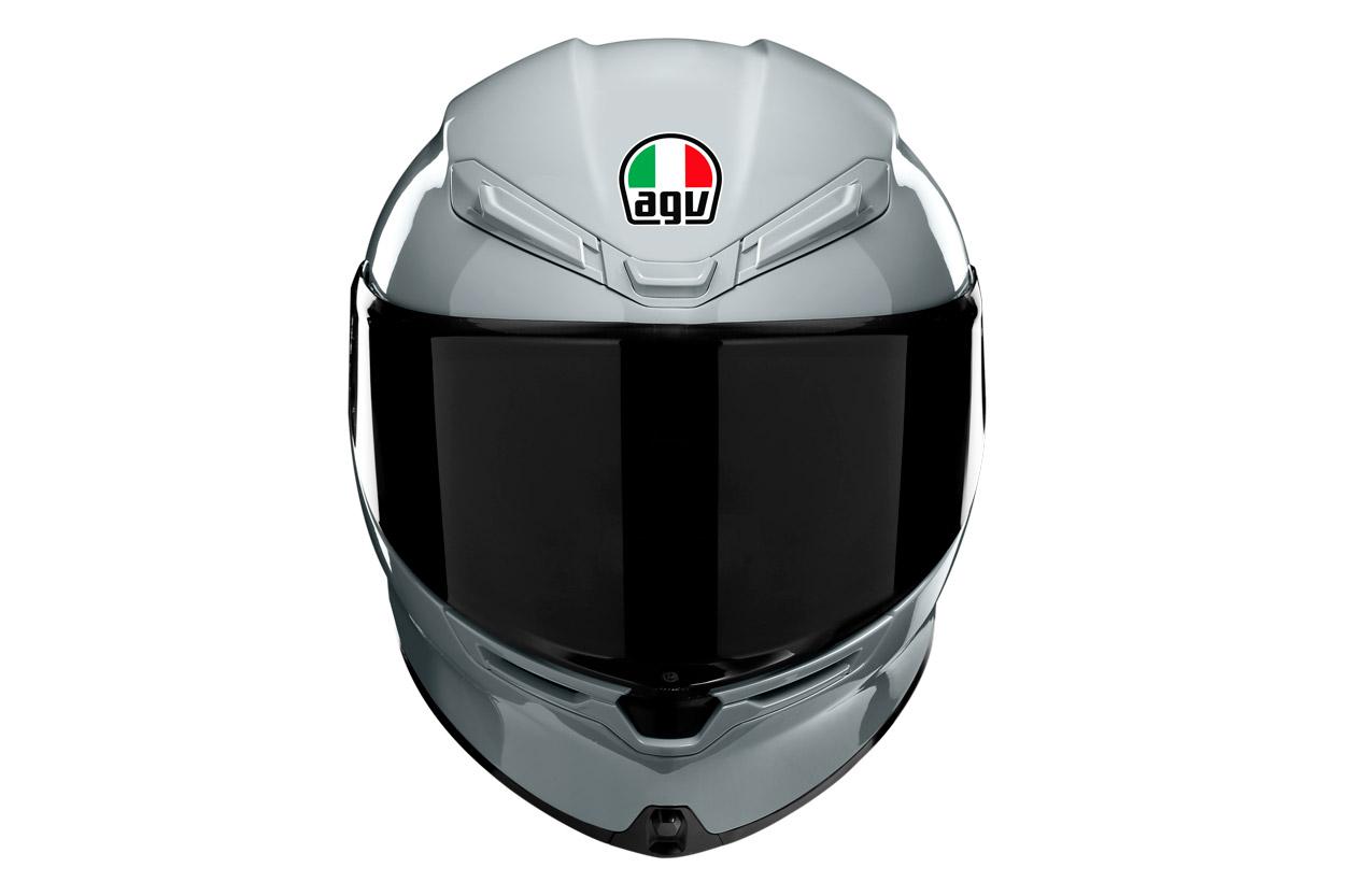 Casco de moto AGV K6