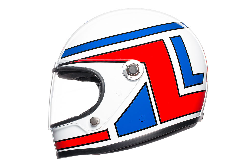 AGV X3000 REPLICA E2205 - LUCKY