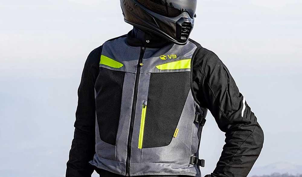 Encuesta: Chaleco airbag obligatorio ¿sí o no?