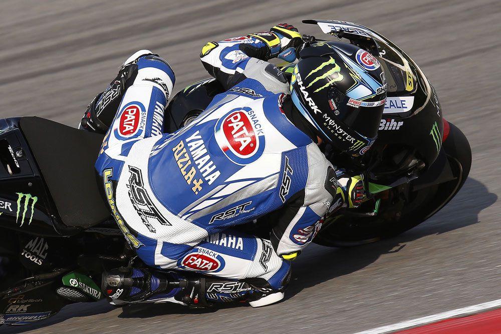 Alex Lowes cambió su moto de SBK por la de MotoGP