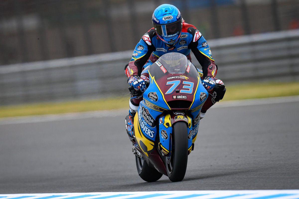 Alex Márquez, GP de Japón 2020