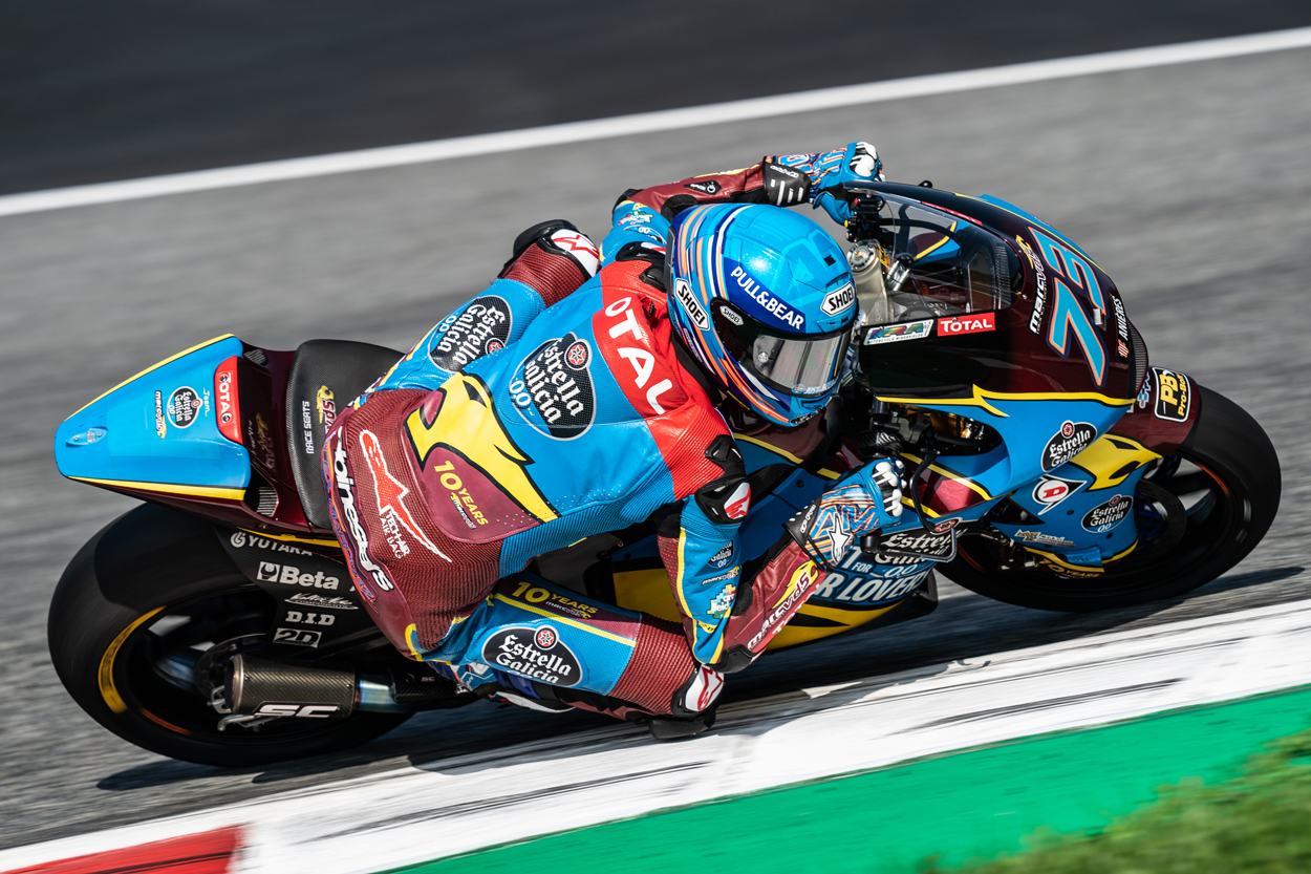 Alex Márquez seguirá en Moto2 en 2020