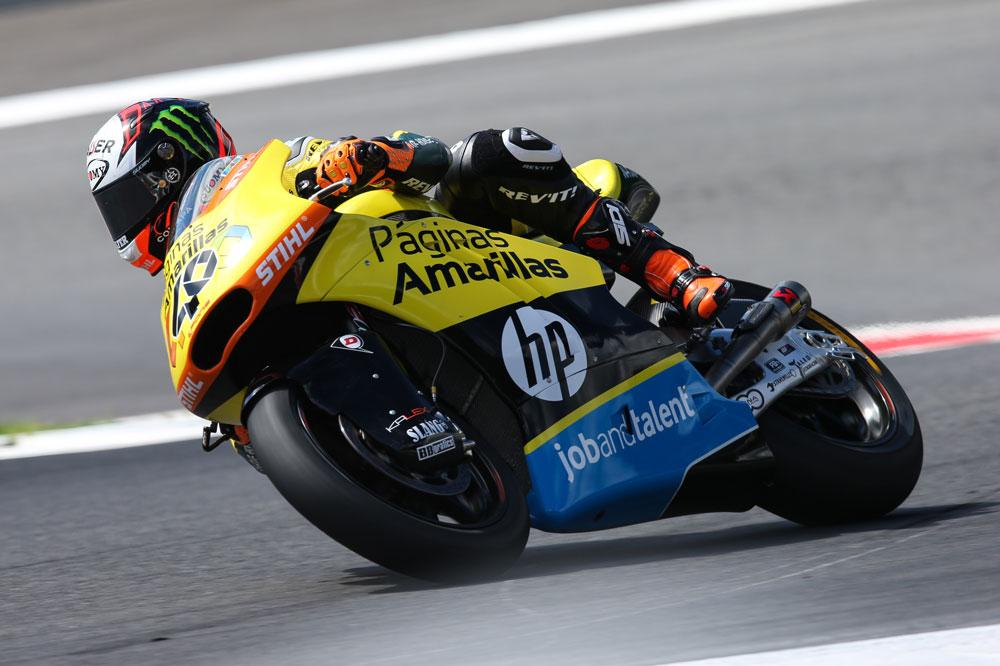 Nuevo podio de Alex Rins en el GP de Austria