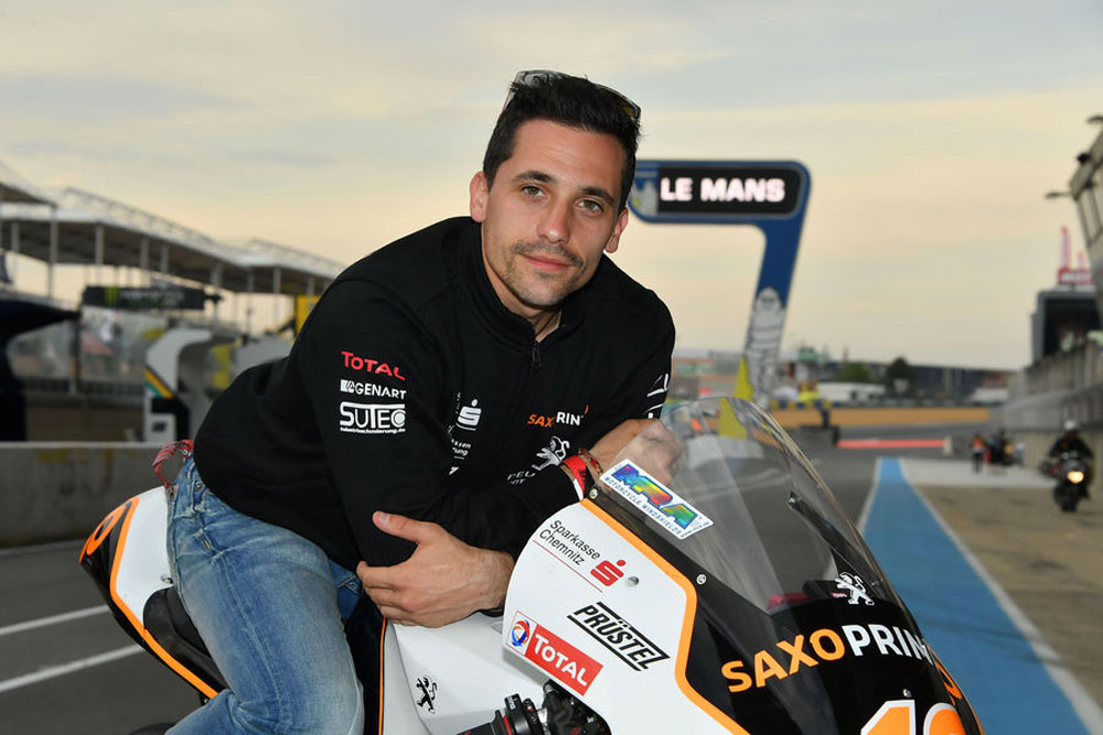 Alexis Masbou, adiós al Mundial de Moto3