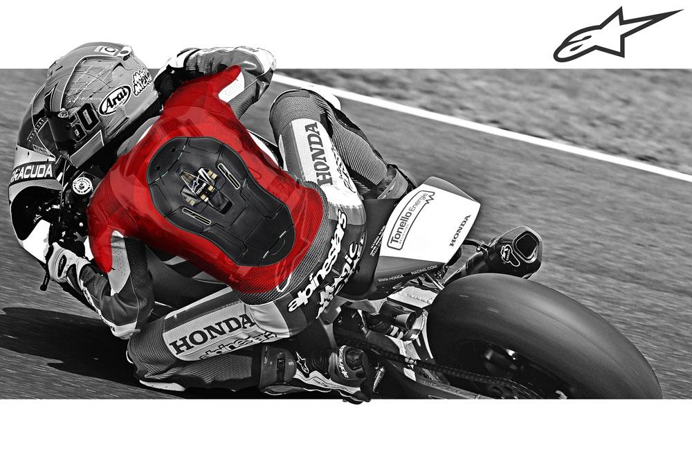 Airbag en MotoGP 2018