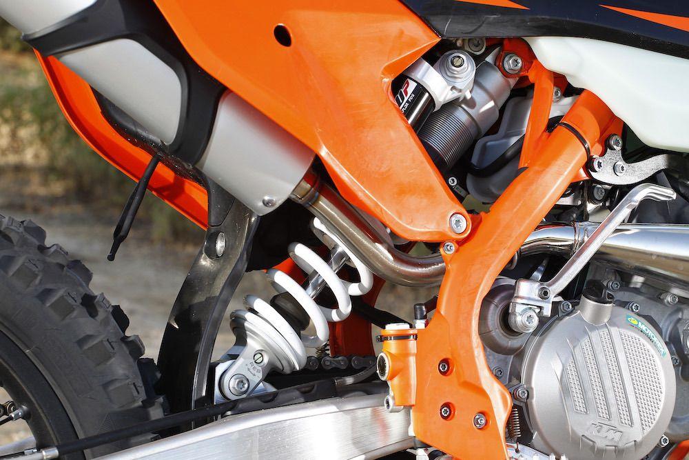 KTM EXC 250 TPI  '18 amortiguaor