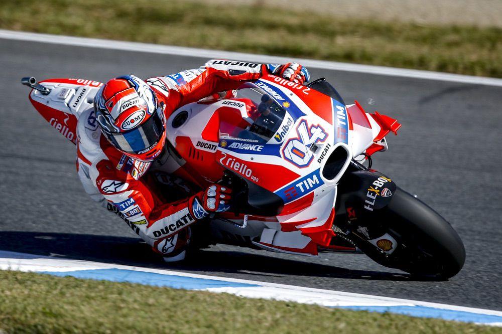 Andrea Dovizioso GP de Japon