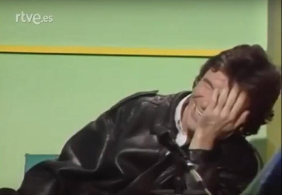 Ángel Nieto en Televisión Española