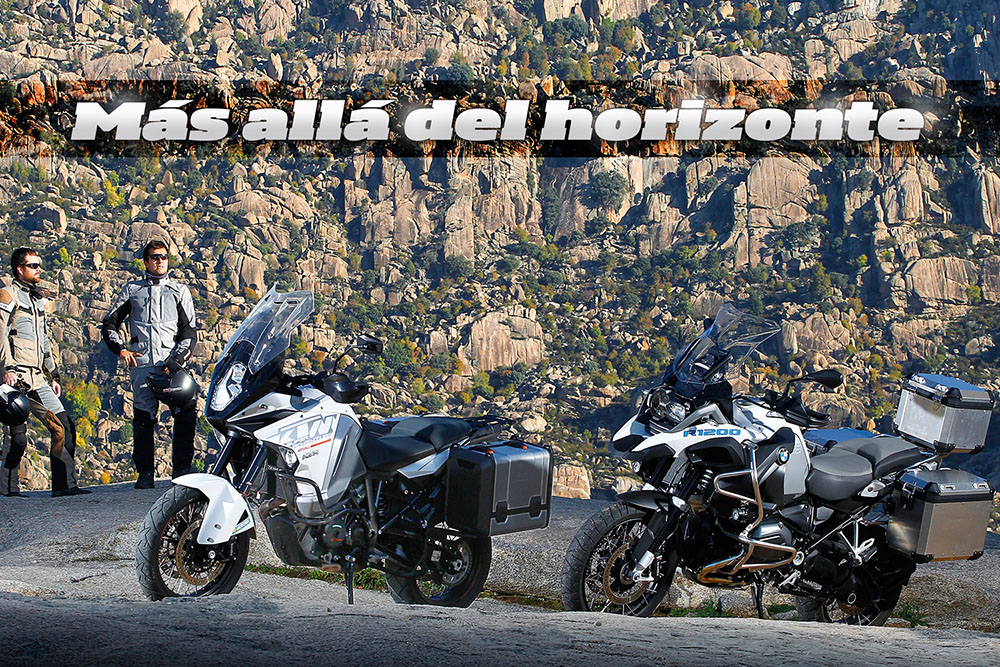Comparativa: BMW R 1200 GS Adventure vs KTM 1290 Super Adventure