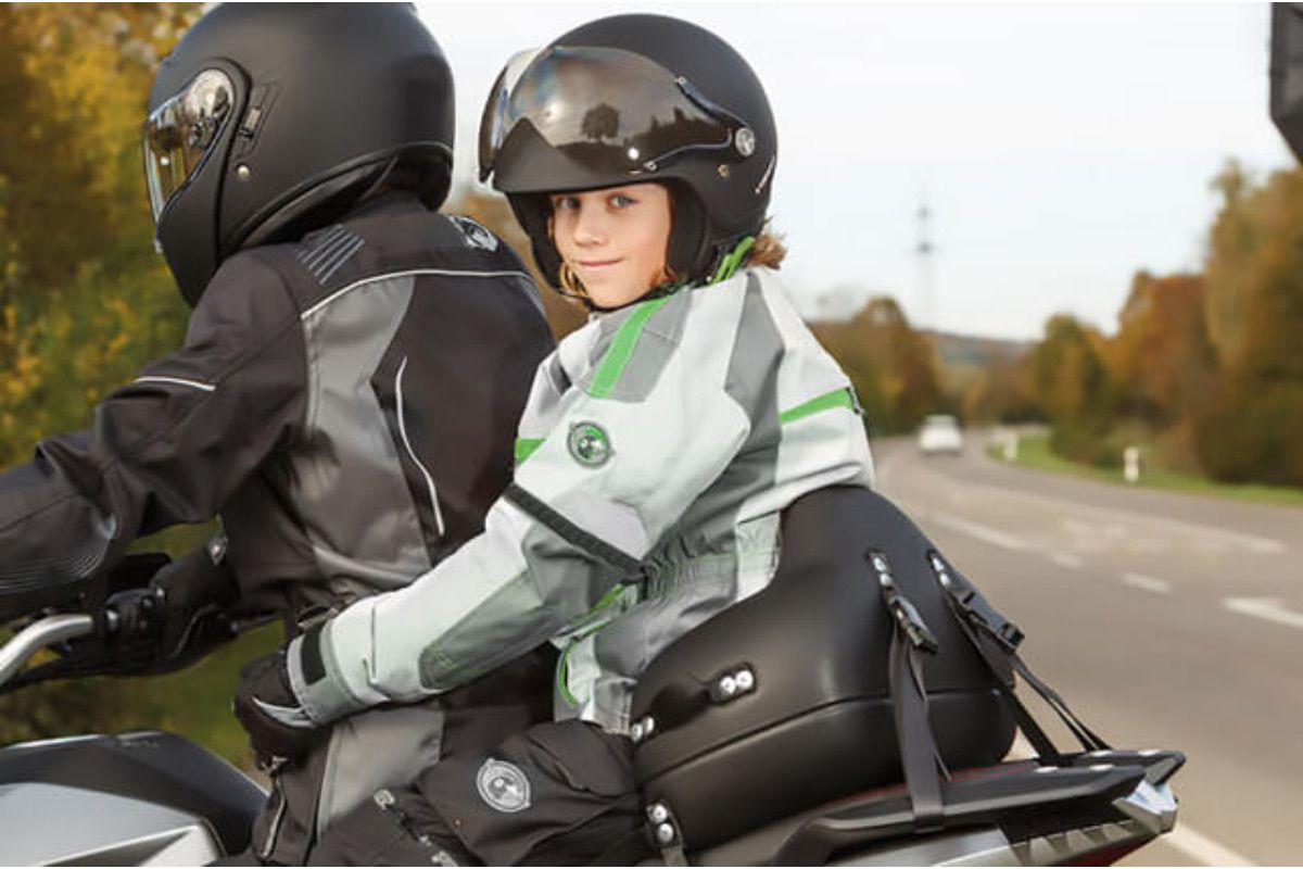 Resultados encuesta: ¿Llevas o has llevado al niño al colegio en moto?