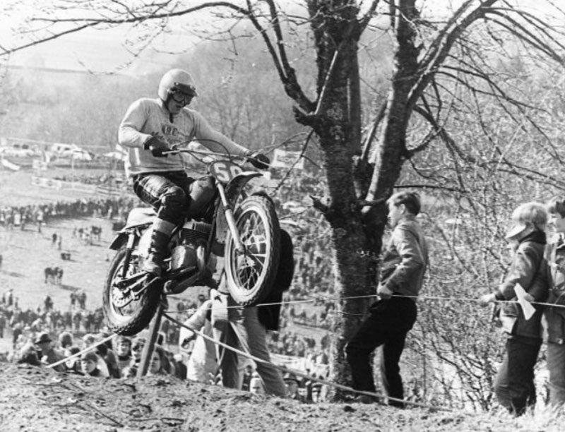 La evolución de las motos de motocross