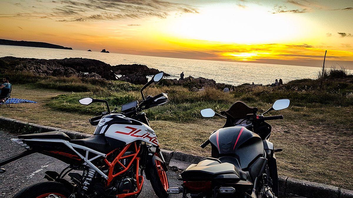 Tu opinión cuenta: Viajar en moto, mejor en pareja