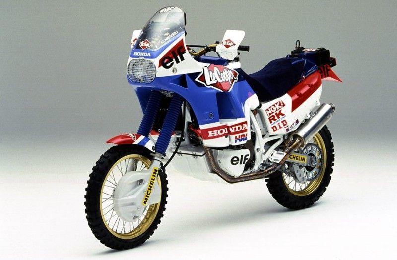 Motos Off Road con historia: Honda NXR 750 de 1986