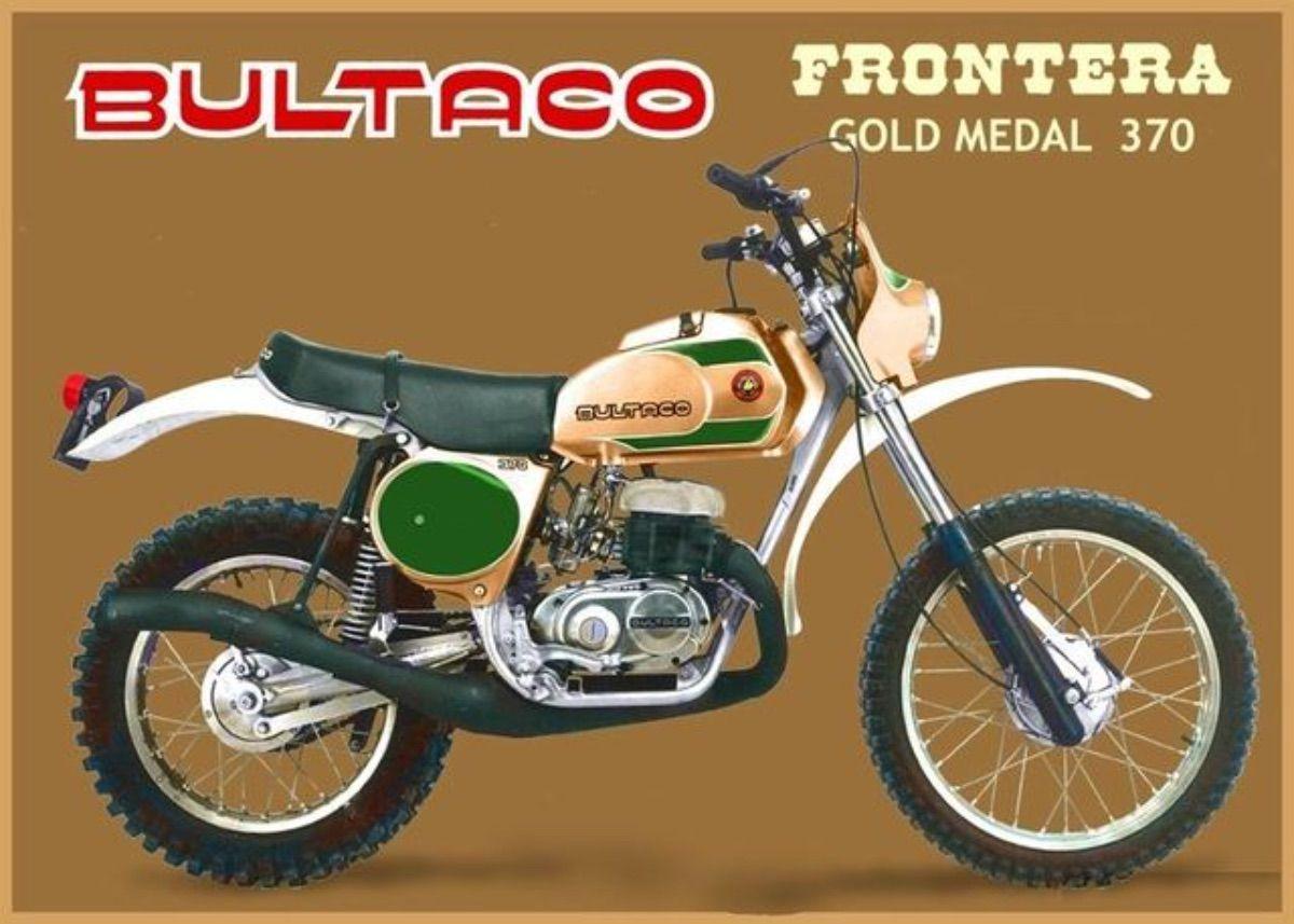 Bultaco Gold Medal: la penúltima frontera