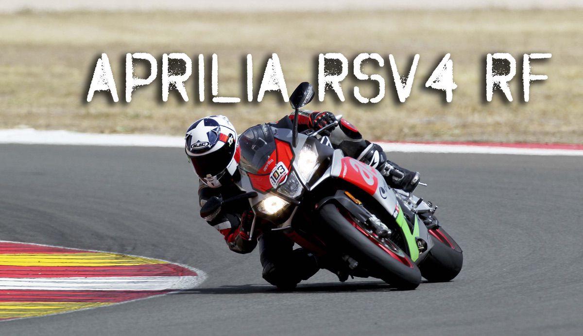 Aprilia RSV4 RF
