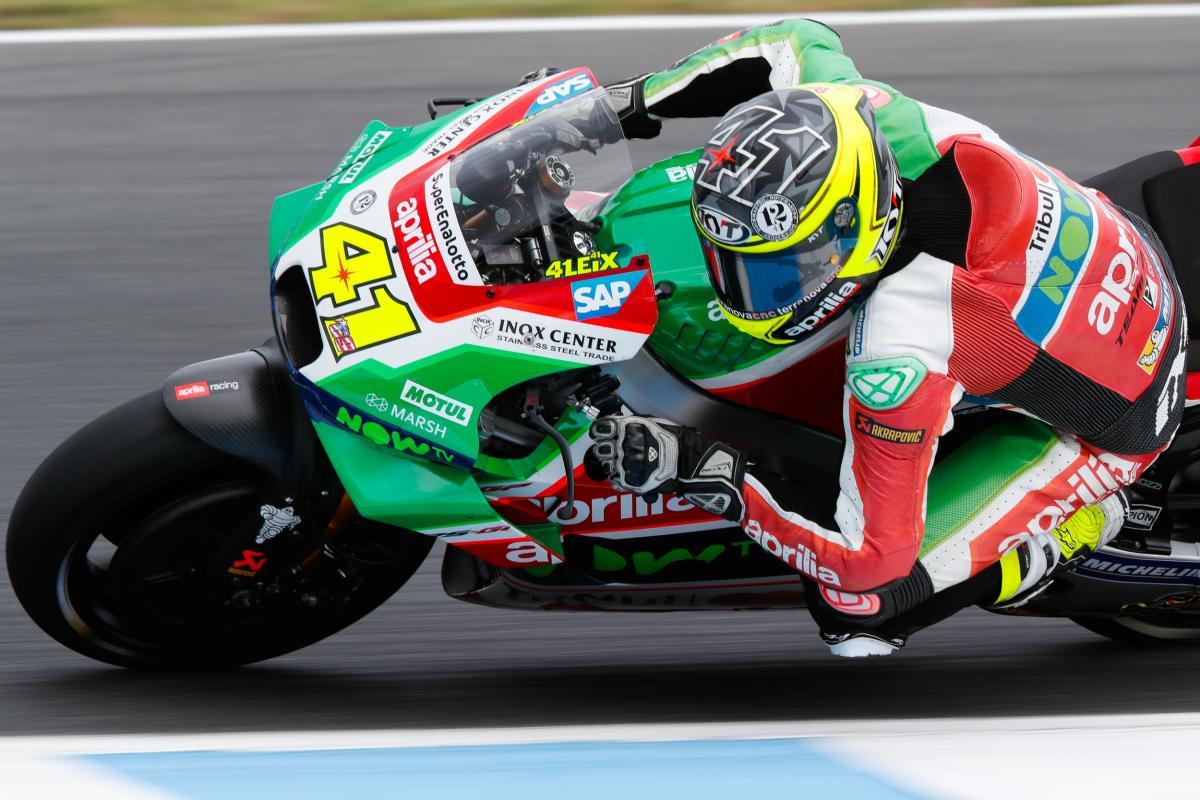 Aprilia RS-GP Aleix Espargaro