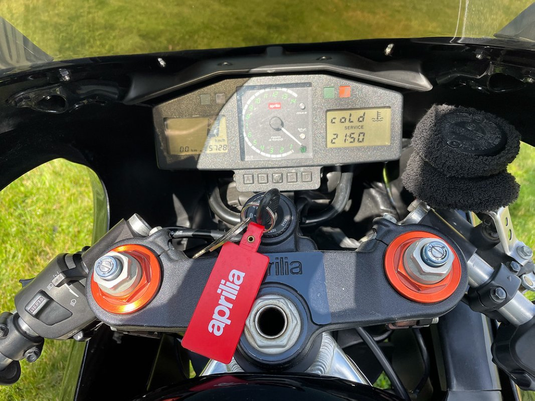 Moto de ensueño: Aprilia RS250, deportiva 2T de pura raza