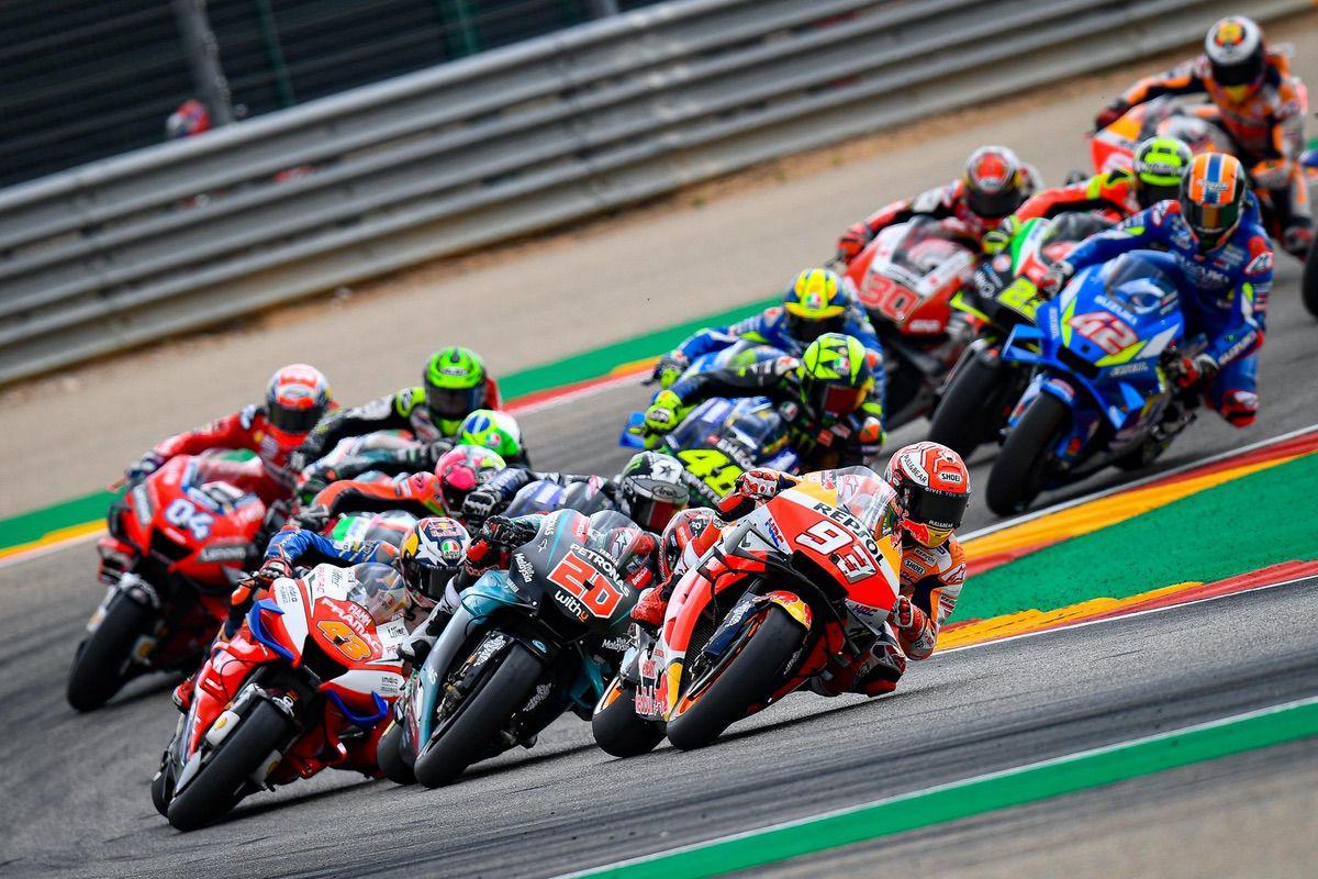 Horarios del Gran Premio Michelin de Aragón