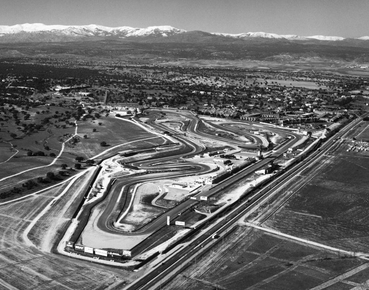 Circuito Jarama : El circuito del jarama race será reasfaltado en verano moto pro
