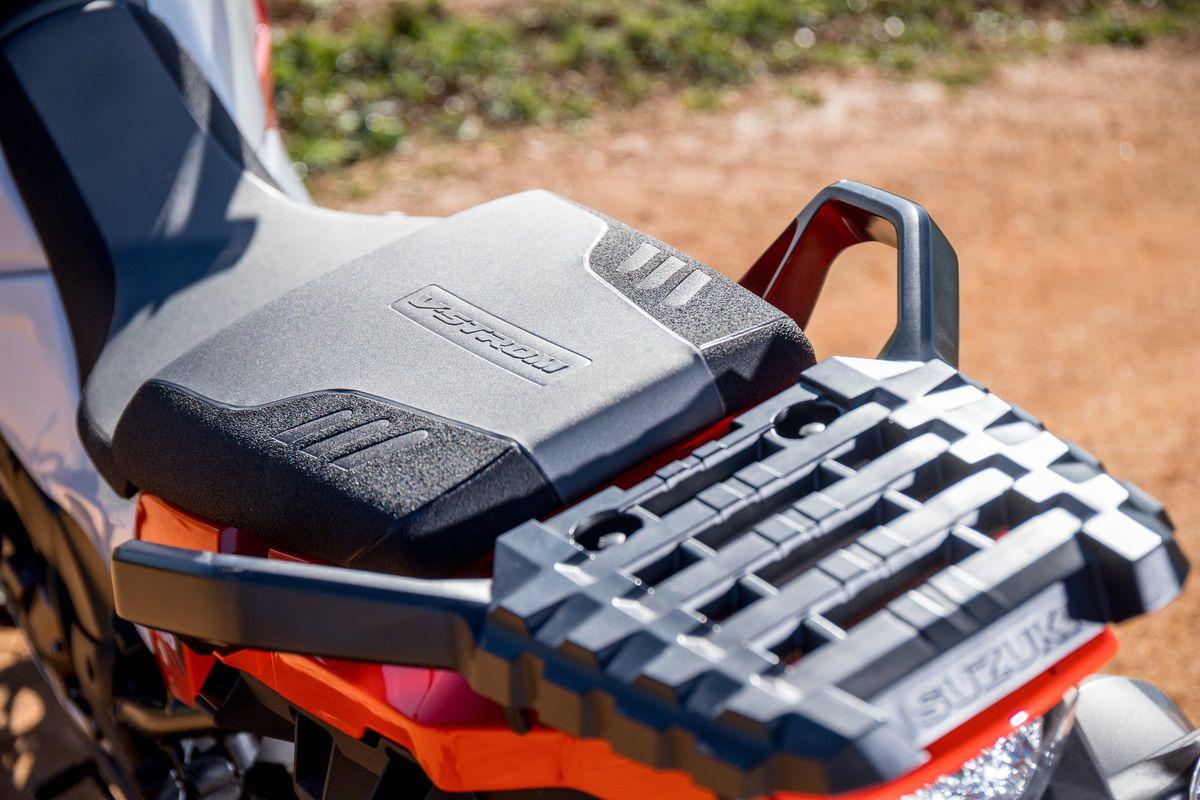 Prueba Suzuki V-Strom 1050 XT: Plug & Play