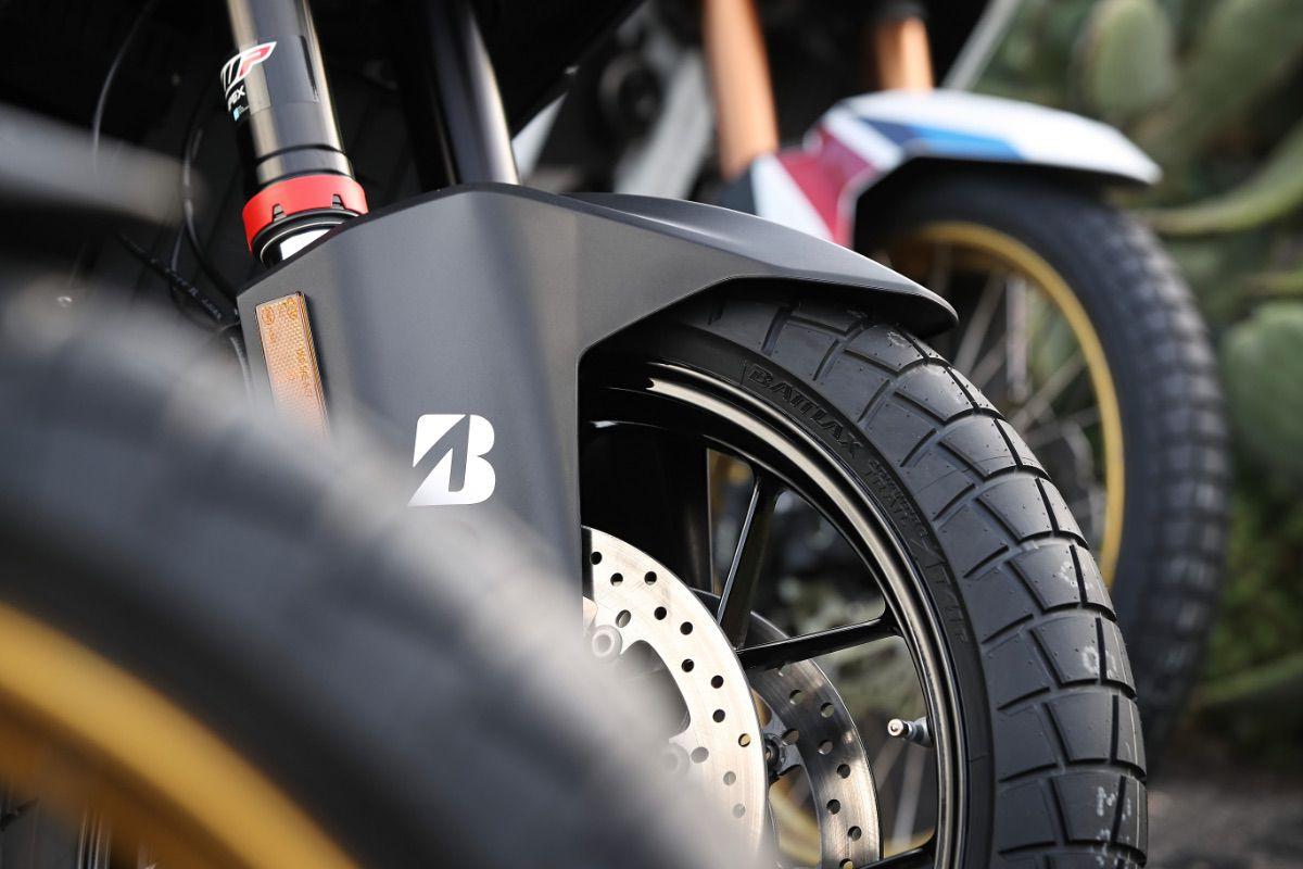 Bridgestone lanza neumáticos nuevos para trail y motocross