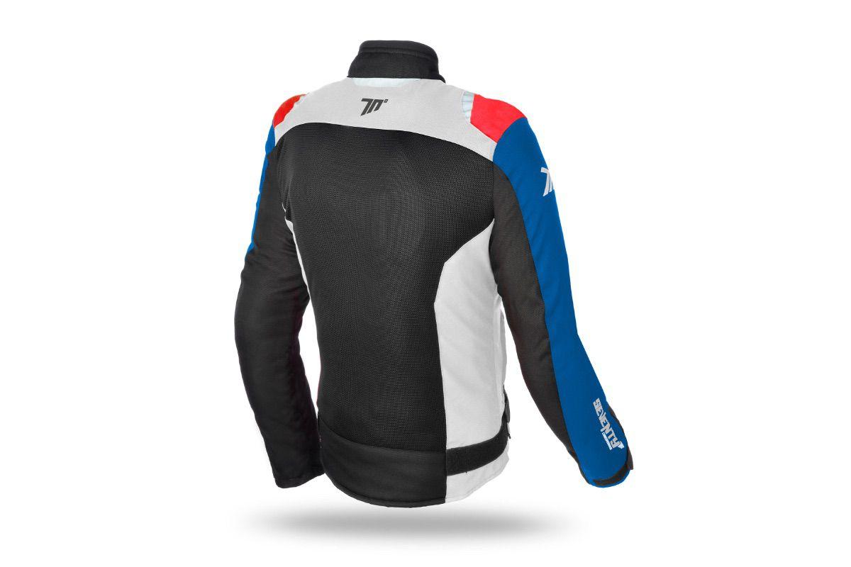 Descubre las nuevas chaquetas deportivas ventiladas de Seventy Degrees