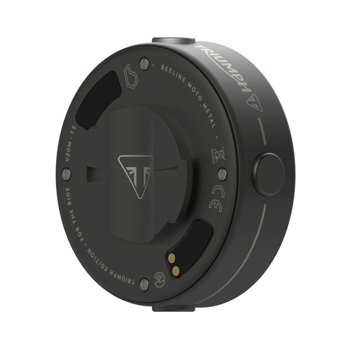 Triumph y Beeline se alían y lanzan un GPS exclusivo para Triumph