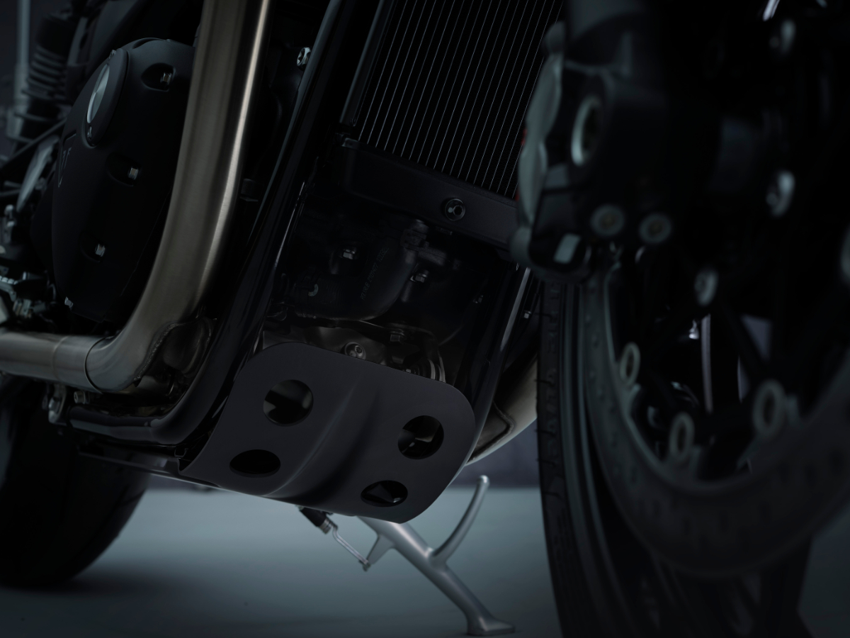 Ya está aquí la Triumph Speed Twin 2021