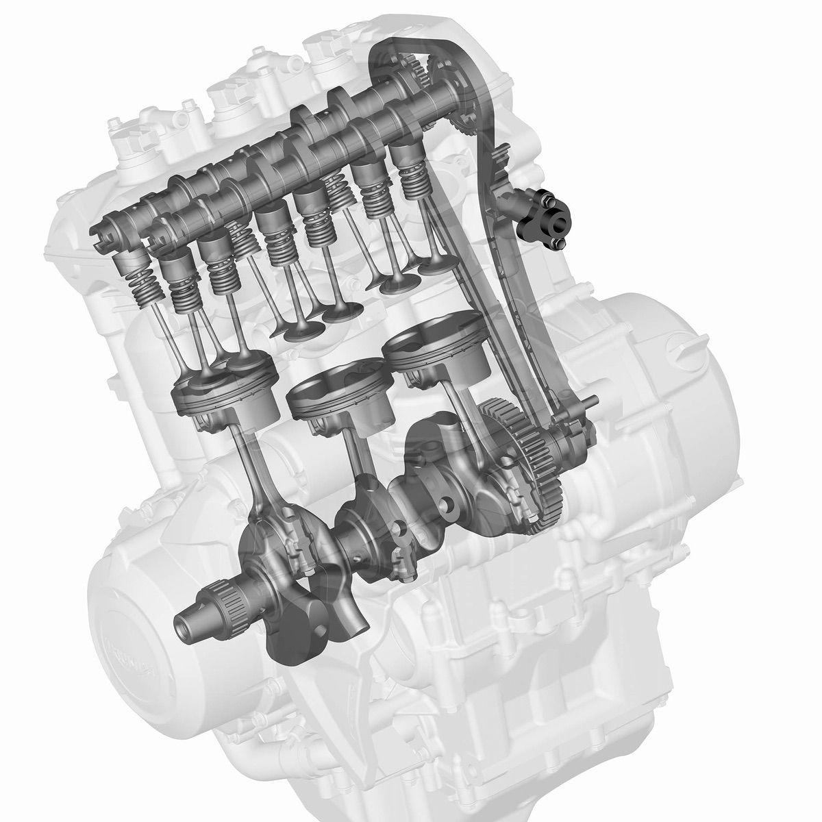 Resultado de imagen de motor tricilindrico bmw