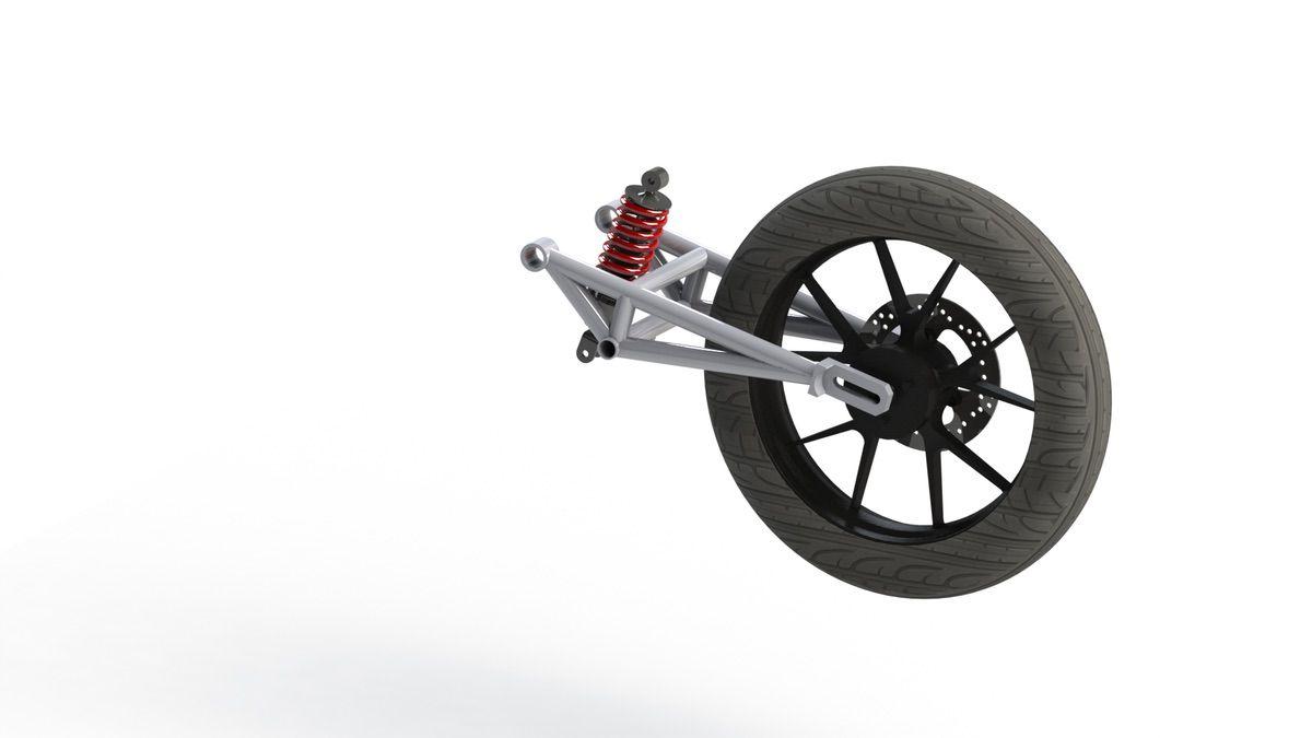 Tipos de basculante de moto: ¿monobrazo o doble?   Moto1Pro