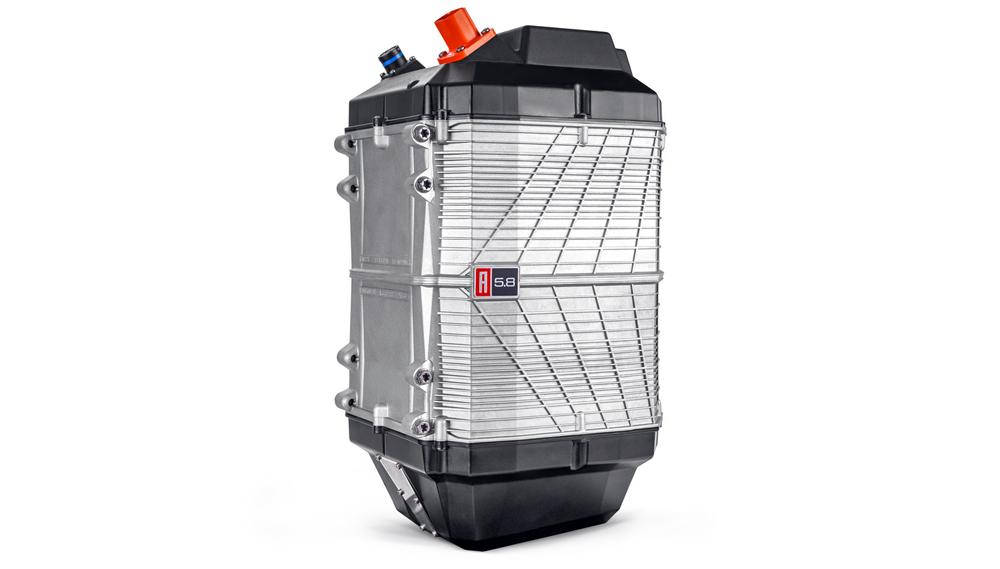 Baterías Alta Motors Redshift SM