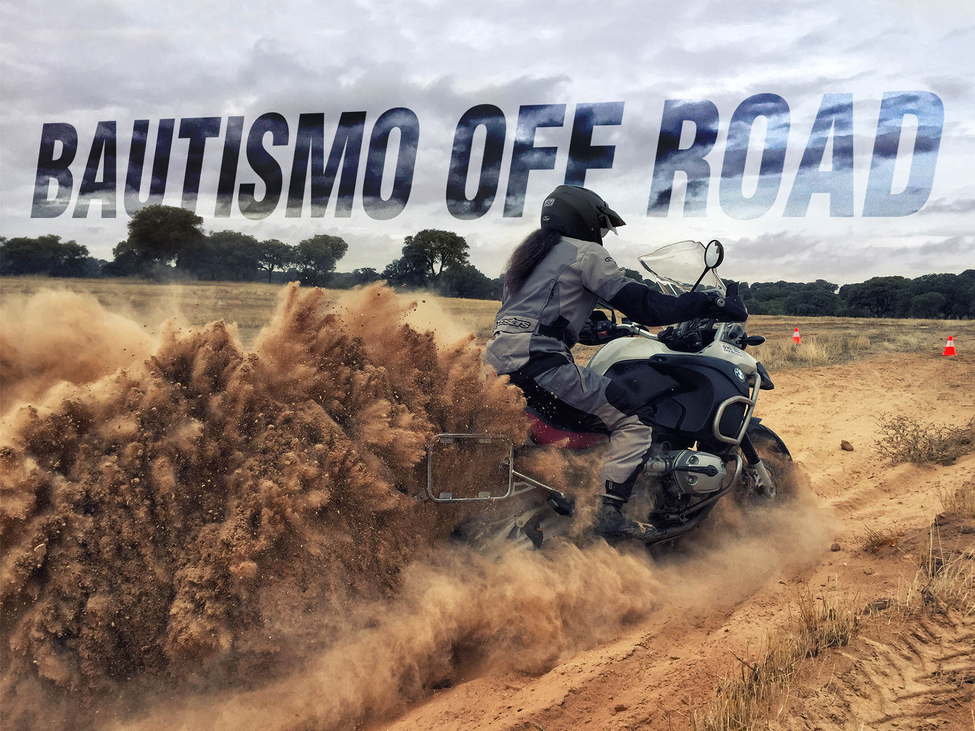 Bautismo offroad
