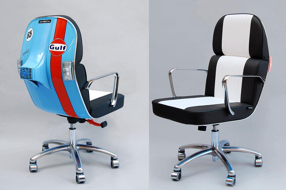 Bel&Bel Scooter Chair