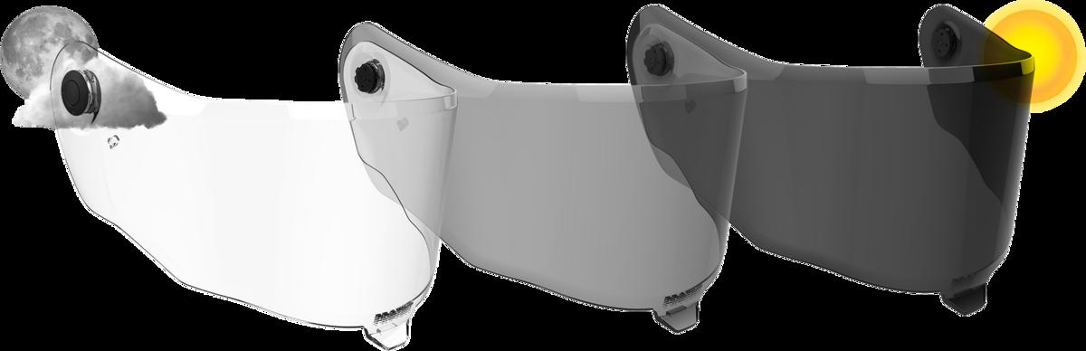 La revolución de Bell: una pantalla que se aclara u oscurece en función de la luz
