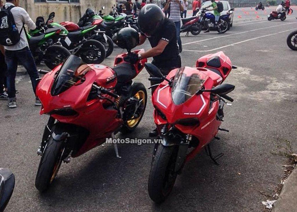 Benelli TNT 300 transformada en Ducati Panigale