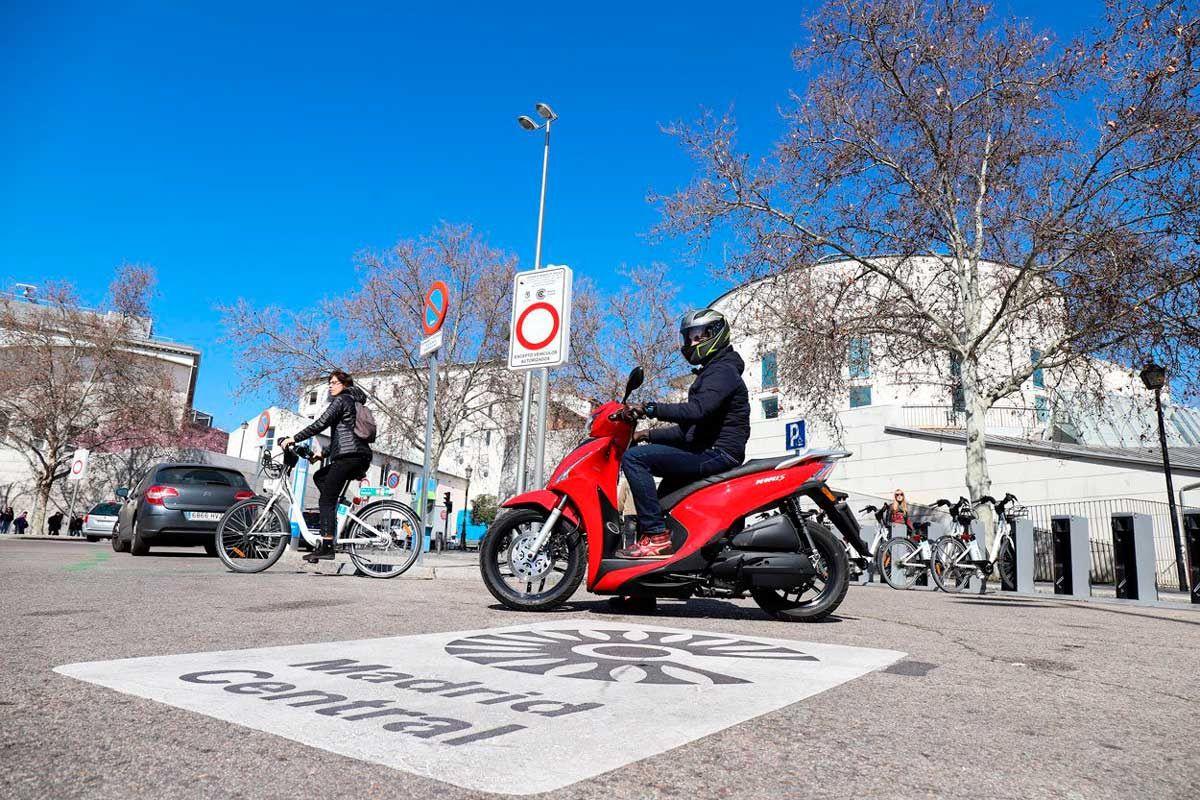 moto bici