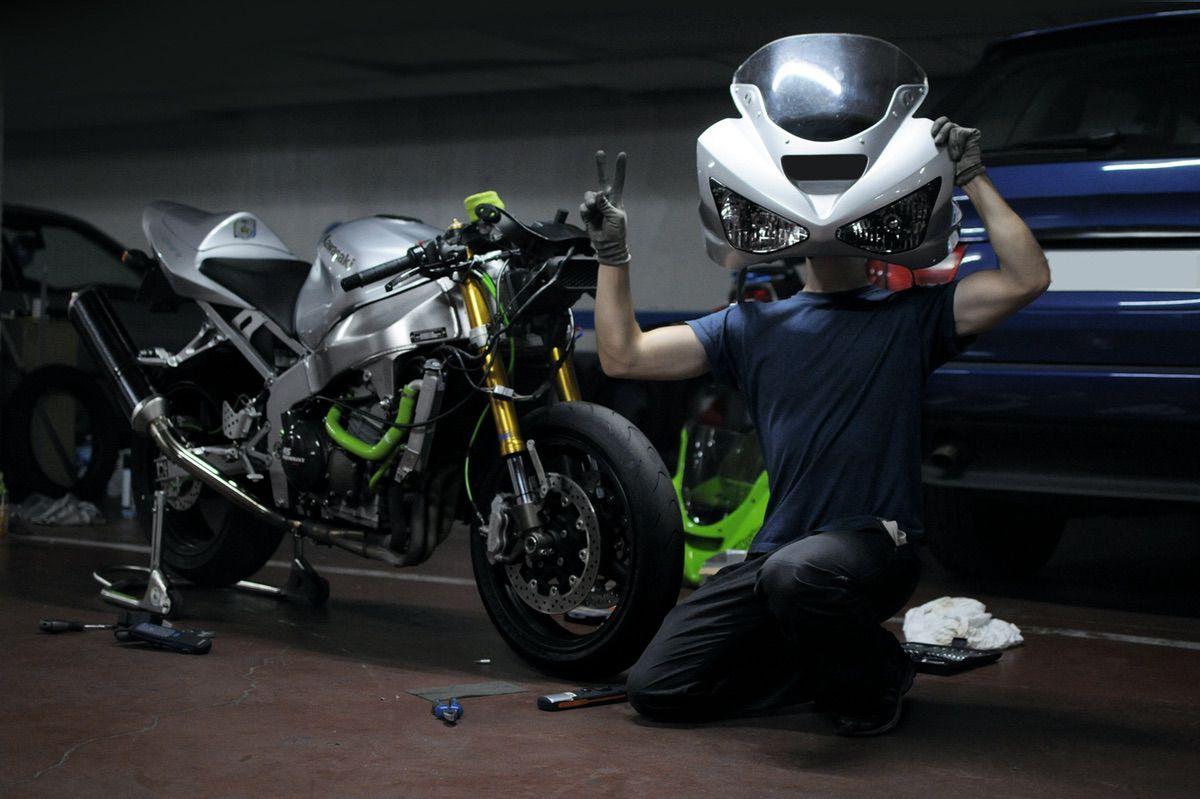 Bihr equipa tu moto