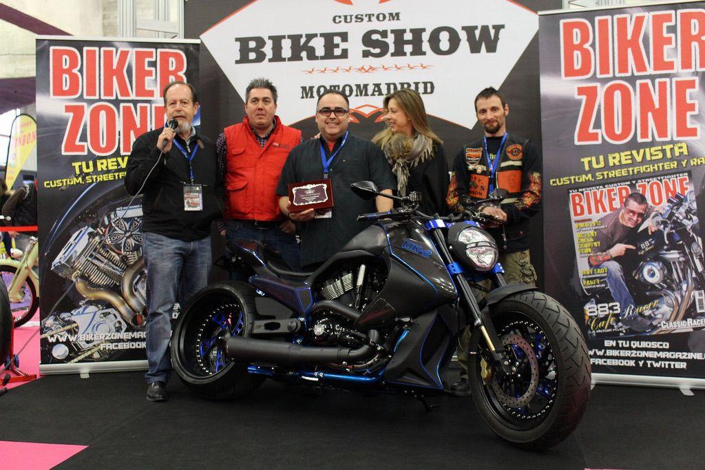 Bike Show Salon Moto Madrid