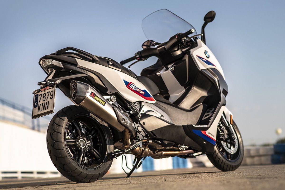 BMW C 650 Motorsport 2019