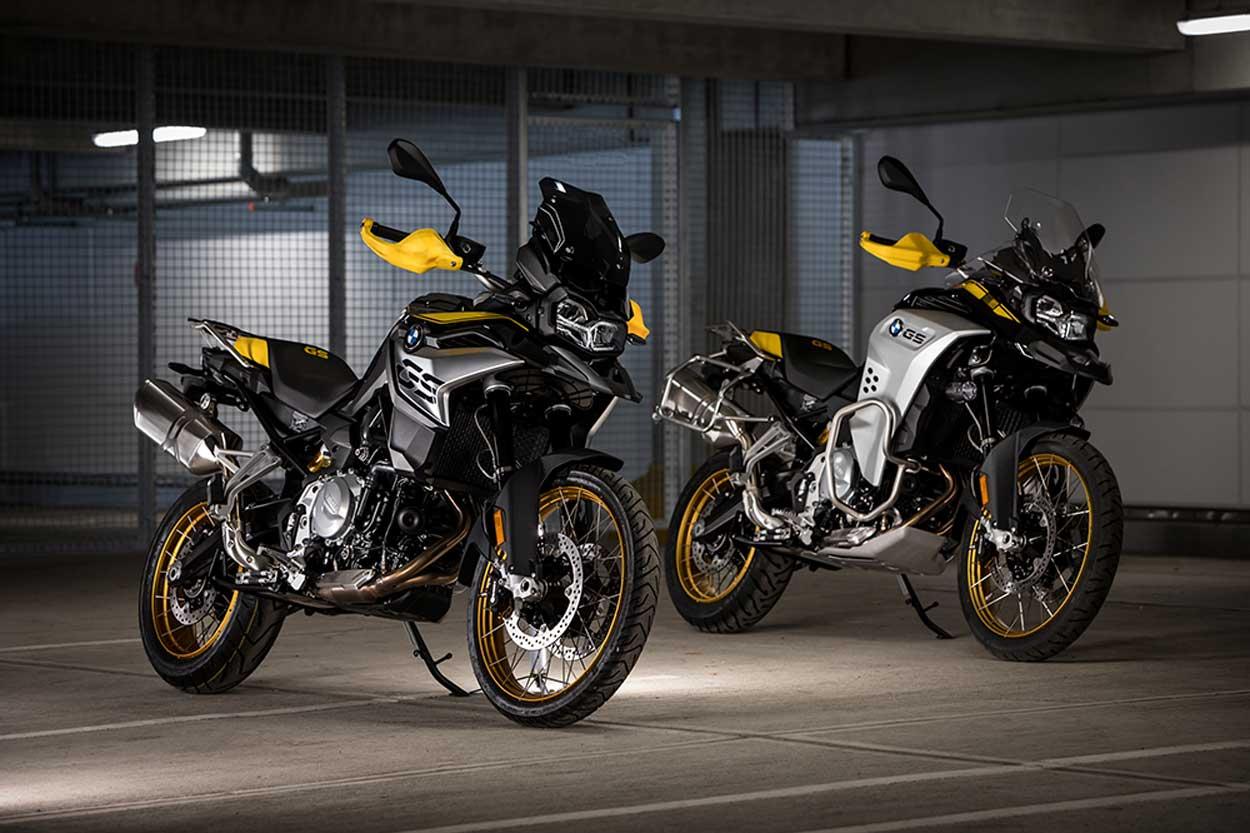 BMW F 750 y 850 GS 2021 40 Aniversario  Moto1Pro Redesign