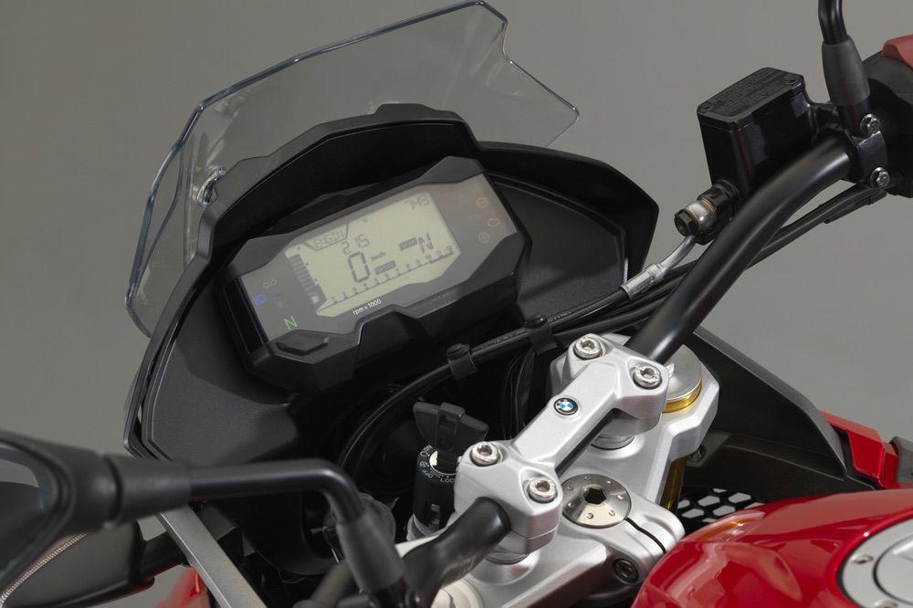 Cuadro de instrumentos de la BMW G 320 GS