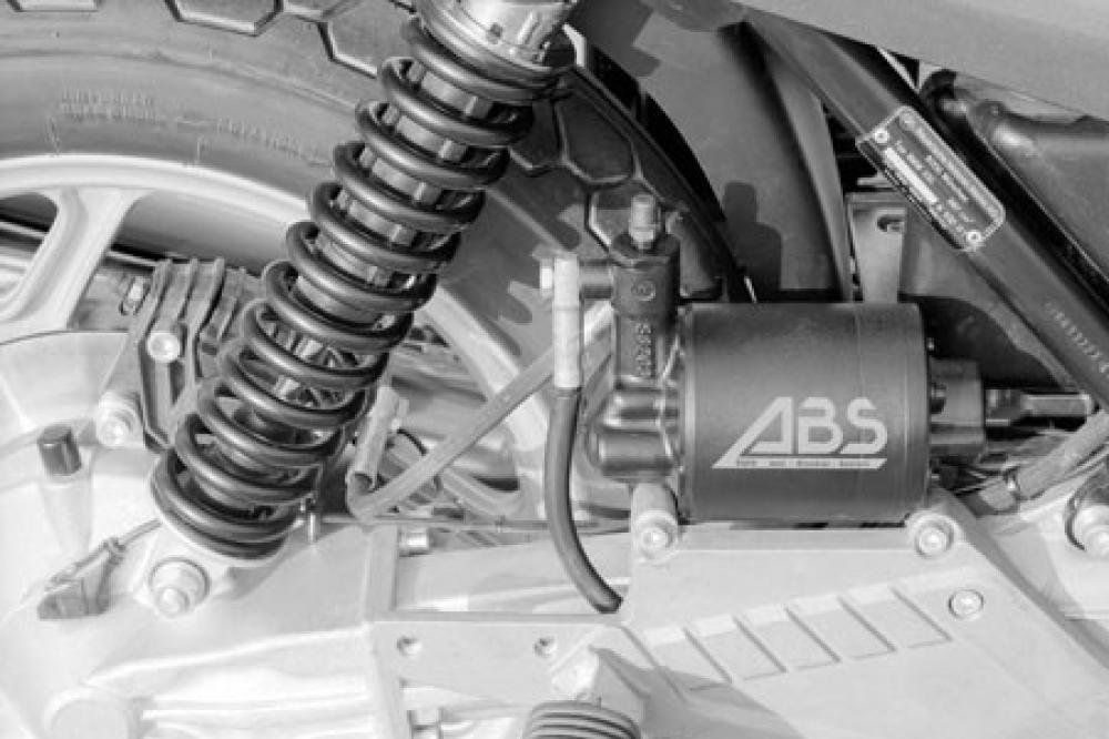 BMW K ABS